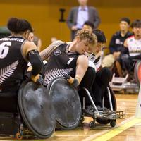 New Zealand Wheelchair Rugby Inc