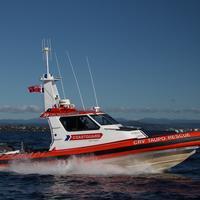 Coastguard Lake Taupo