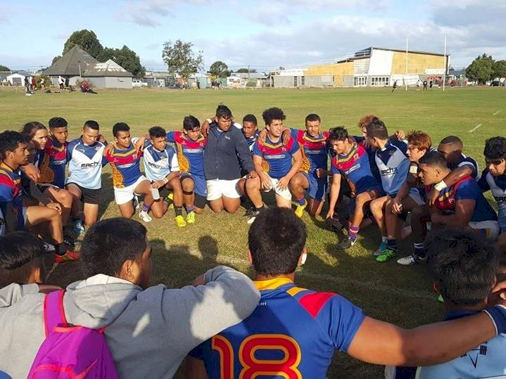 Help get St Thomas of Canterbury Rugby League team to