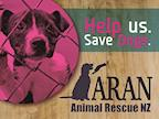 ARAN Animal Rescue NZ's avatar