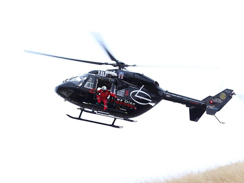 Team Rescue Heli at the Hawke's Bay Marathon 2018 - Givealittle