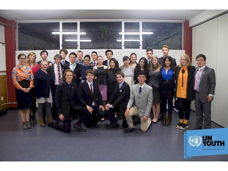 Sukey's trip to the International Model UN - Givealittle