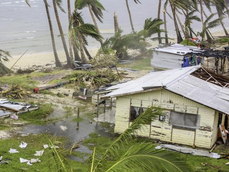 Disasters in the Pacific - Giv...