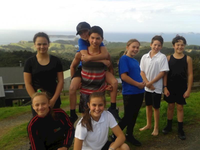 Whangaroa College students road to the Aims Games! - Givealittle
