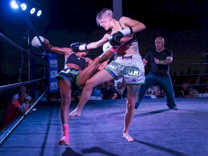 Muay Thai World Championships - Givealittle