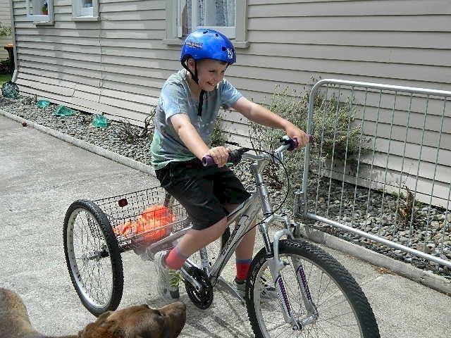 Help Matthew get a trike! - Givealittle