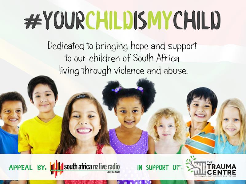 Your Child is My Child Appeal - Givealittle