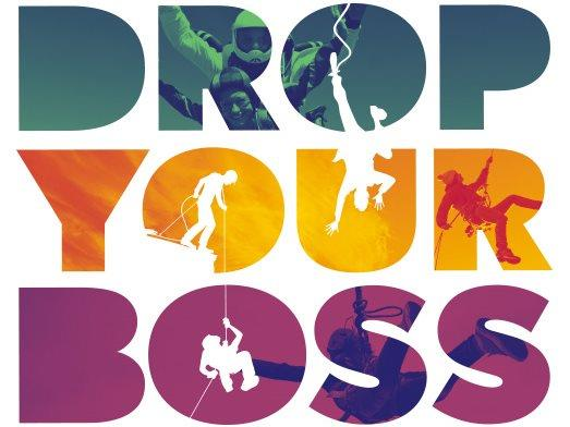 Drop Your Boss Canterbury 2018 - Givealittle