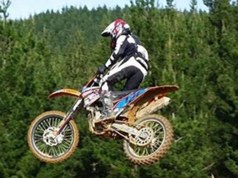 Recreate father and son's motorcross dream - Givealittle