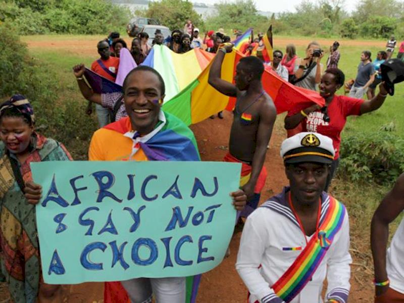 Help James become an LGBTI advocate in Uganda - Givealittle