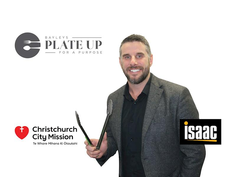 Bayleys Plate up for a Purpose - Jeremy Dixon - Givealittle