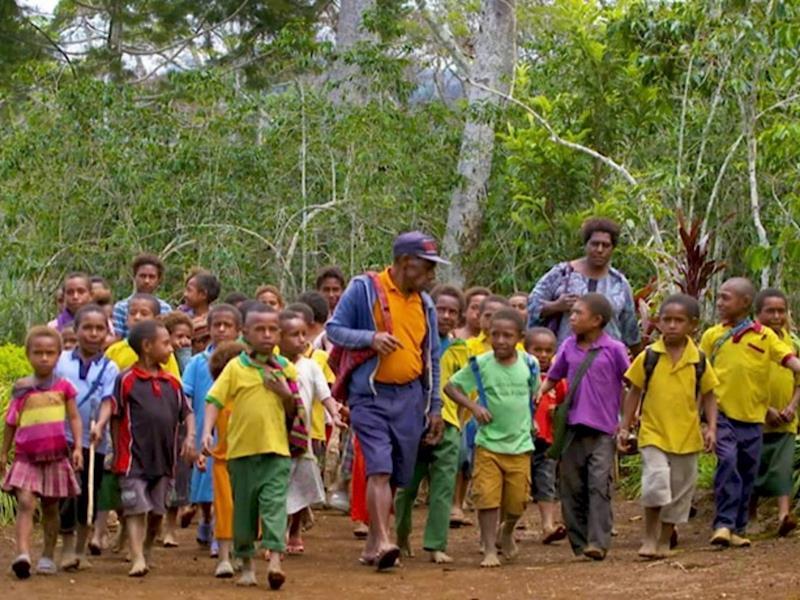 Papua New Guinea Deaf Community Film Fundraiser - Givealittle