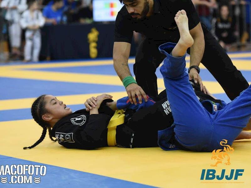 Desire to compete kids bjj worlds  - Givealittle
