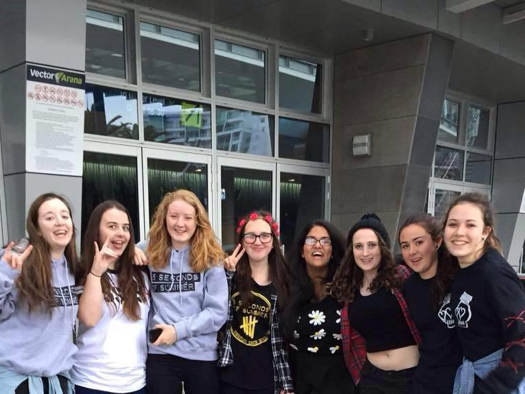 5sos cat fam squad armageddon fund givealittle a group of 8 extraordinary friends who formed a close bond at 5 seconds of summers concert in 2015 and wish to meet again at armageddon m4hsunfo