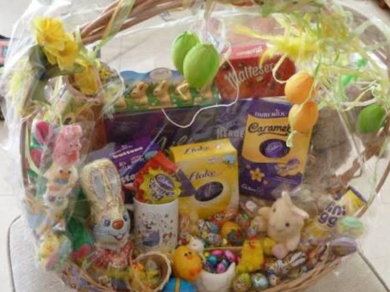 Easter hamper giveaway givealittle easter hamper giveaway negle Gallery