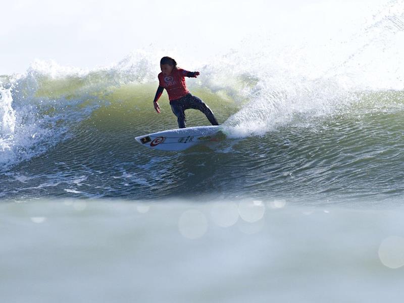 No 1 surfer