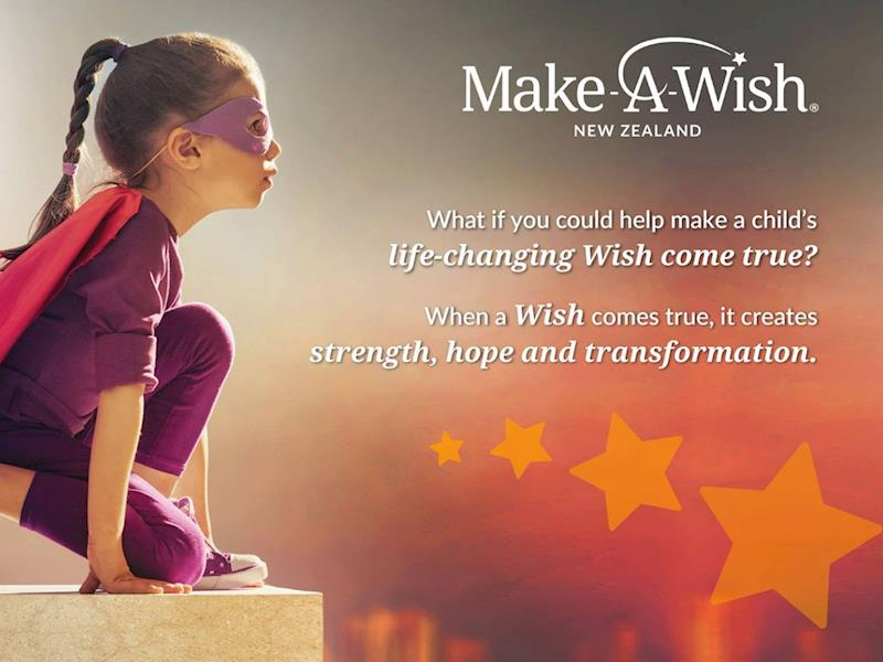 Make A Wish NZ   Ultimate Adventure Challenge Fundraising